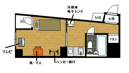 ワイズマンスリー西新宿(YM西新宿)のサムネイル