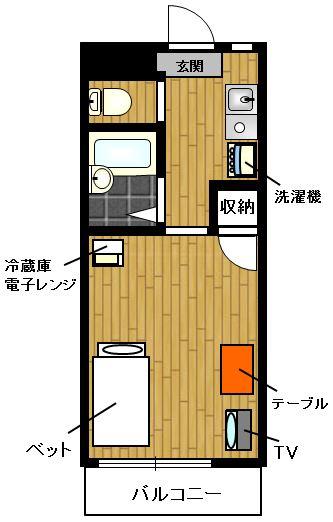 ワイズマンスリー平井2(YM平井2)のサムネイル