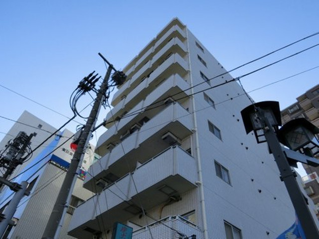 YM大島駅前のサムネイル
